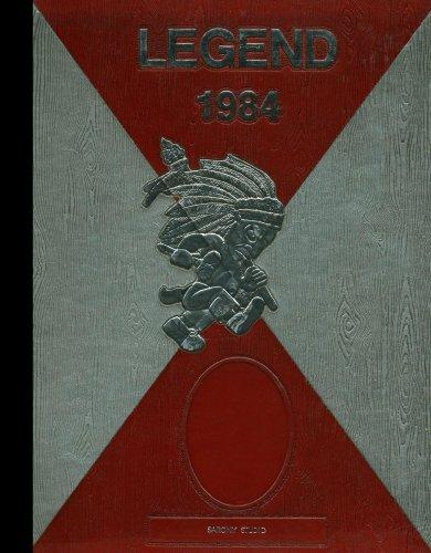 (Reprint) 1984 Yearbook: Lenape High School, Medford, New Jersey