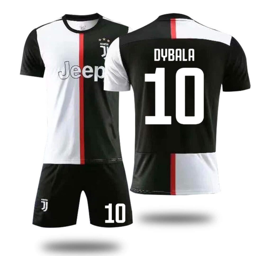 Z/&X Juventus Football Club S.P.A Football Boy T-Shirt Felpa da Allenamento per Uomo Tuta da Calcio per Bambini C Ronaldo 7 Football Sportswear