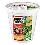 Dunecraft Tasty Herb Mixture Seed Bomb Bucket Science Kit