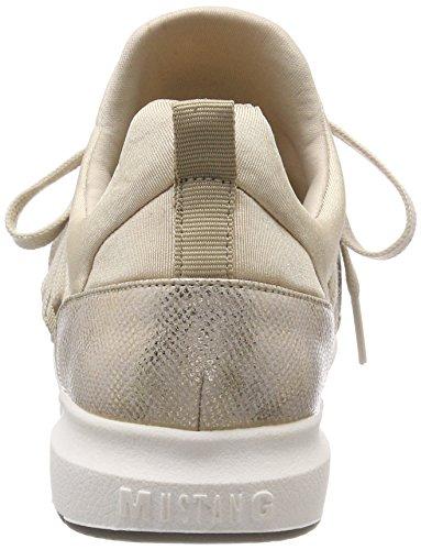4 Basses 4 EU Sneakers Beige Beige Femme Mustang 1271 305 36 OqPw8Zq
