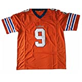 AIFFEE Men's Boucher Water boy Football Jersey Orange Color Size S-2XL
