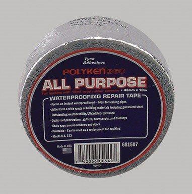 Nashua Pro Choice 681507 Nashua Waterproofing Repair Tape