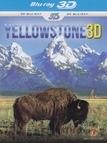yellowstone 3d (blu-ray 3d) blu_ray Italian Import