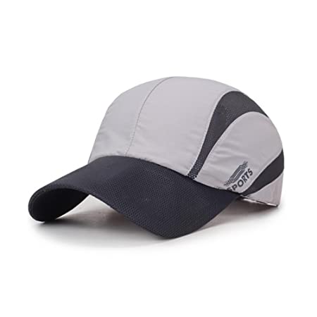 44fe9fa001e Baseball Caps CJC Duck Tongue hat Sun Visor Hats Outdoors Large Brimmed Fishing  SUN UV Protection Quick Drying (Color   5)  Amazon.co.uk  Kitchen   Home