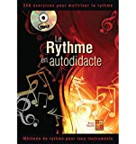 Tauzin Bruno Le Rythme En Autodidacte All Instruments Book/Cd French