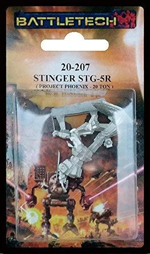 Iron Stinger (BattleTech Stinger Mech)