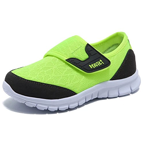 HOBIBEAR Boys Breathable Mesh Sneaker