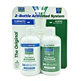 SmartMouth Original Mouthwash 16oz 2-Bottle Activated System for 24-Hour Bad Breath Protection