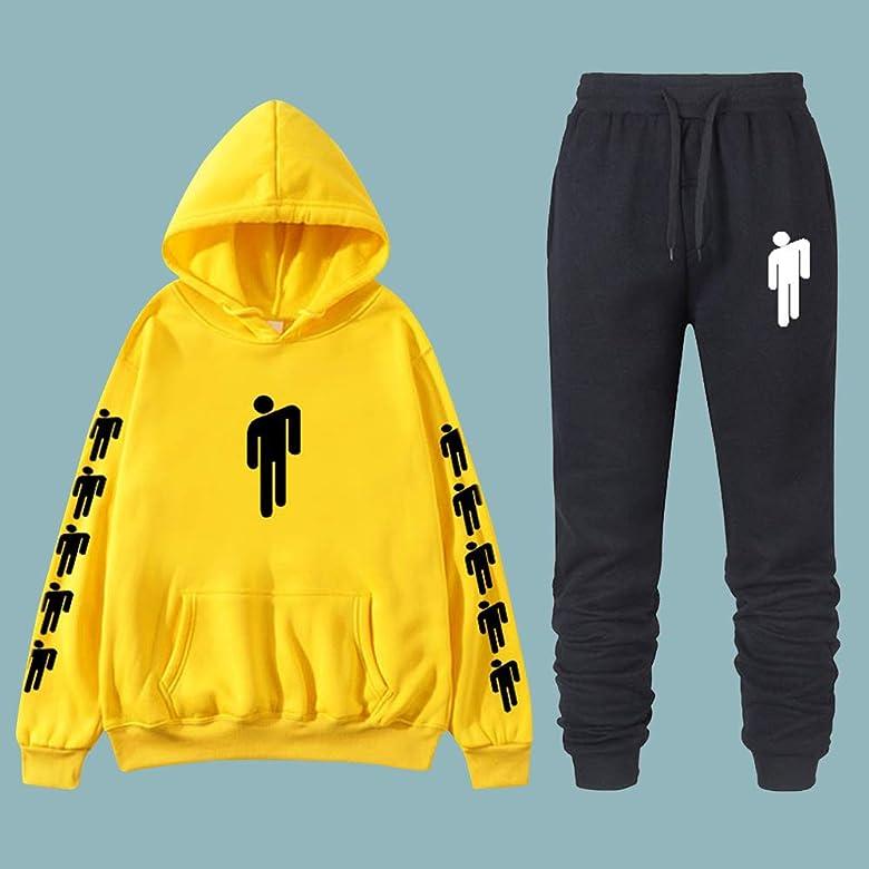Conjunto Mujer Tops Y Pantalones Billie Eilish, Conjunto Deportivo ...