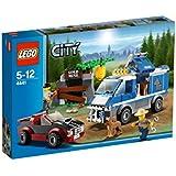 LEGO City 4441 - Furgoneta de Perros Policía