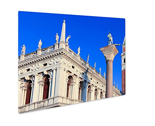 Ashley Giclee Metal Panel Copy, San Marco The Zecca Of Venice And St Marks Campanile, 16x20