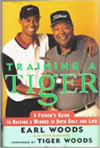 Tiger woods new book amazon