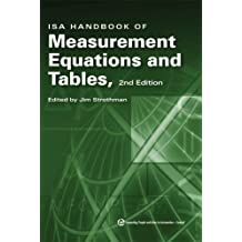 ISA Handbook of Measurement Equations and Tables, 2nd Edition: