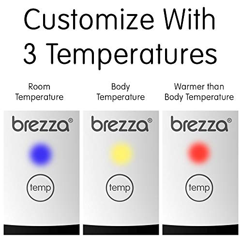 51 330C%2B0eL - Baby Brezza Instant Warmer - Instantly Dispenses Warm Water At Perfect Baby Bottle Temperature - Replaces Traditional Baby Bottle Warmers