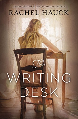 Tenley Roth's first book was a runaway bestseller. Now that her second book is due, she's locked in fear…. The Writing Desk by Rachel Hauck
