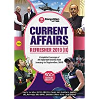 Current affairs refresher 2019 Part -2