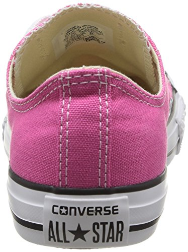 Converse Chuck Taylor All Star Junior Seasonal Ox 15762 Unisex - Kinder Sneaker Pink (rose)