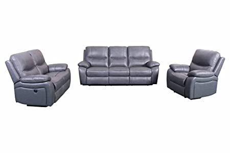 Amazon.com: barcalounger Carter Power Sillón Reclinable ...