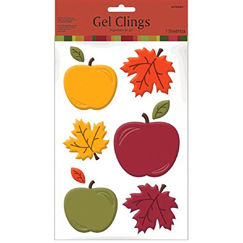 Apples Small Gel Clings