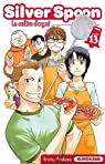 Silver Spoon, La cuillère d'argent, tome 13 par Arakawa