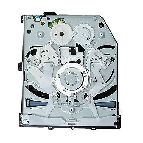 Sony PS4 Bluray DVD Drive with BDP-020 BDP-025 Circuit Board KES-490A KES-490AAA KEM-490A KEM-490AAA for CUH-1001A CUH-1115A CUH-10XXA CUH-11XXA Sony PlayStation 4 (Ps4 Disk Drive)