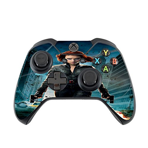 Comic Book Hero Xbox One Controller Vinyl Decal Sticker Skin by Compass Litho