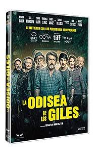 La odisea de los Giles [DVD]: Amazon.es: Ricardo Darín