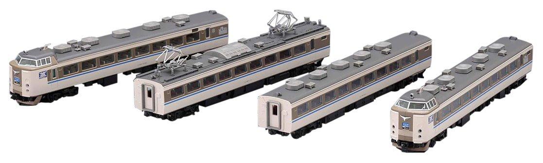 J.R. Limited Express Series183 [Tamba] (4-Car Set) (Model Train) by Tomytec