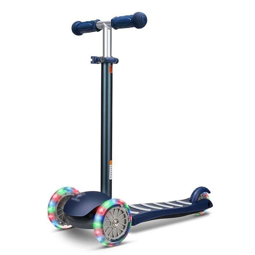 定番  スクーターを蹴る子供たち 子供用スクーター、三輪車、ヨーヨー、滑りやすい 青 (色 : 青) B07R661V19 B07R661V19 : 青, 酒とキムチの浜田屋:c0206346 --- 4x4.lt