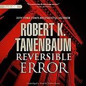 Reversible Error: Butch Karp and Marlene Ciampi Series, Book 4 | Robert K. Tanenbaum
