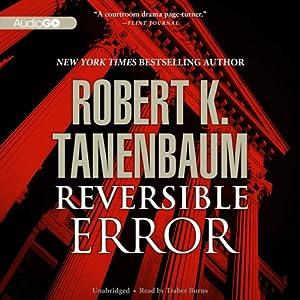 Reversible Error Audiobook