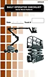IRONguard 70-1079 Replacement Checklist Caddy for Aerial Work Platform