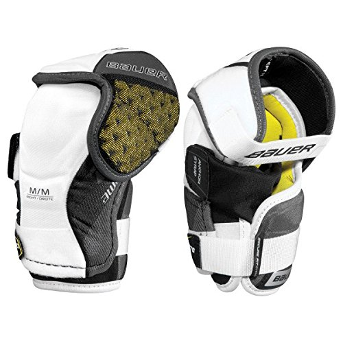 (Bauer Supreme S170 JR Hockey Elbow Pads - Small)