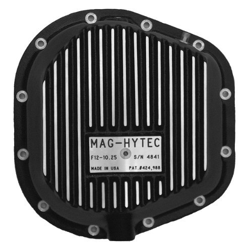 Mag-Hytec Rear Differential Cover 86-12 Ford F-250 / F350 Truck & SUV w/ 12-10.25 axle by Mag-Hytec