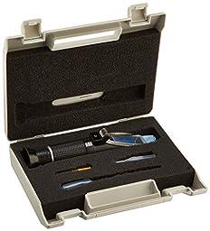 Sper Scientific 300001 Portable Sugar Refractometers, 0-32% Brix Range, 0.2% Resolution, ±0.2% Accuracy
