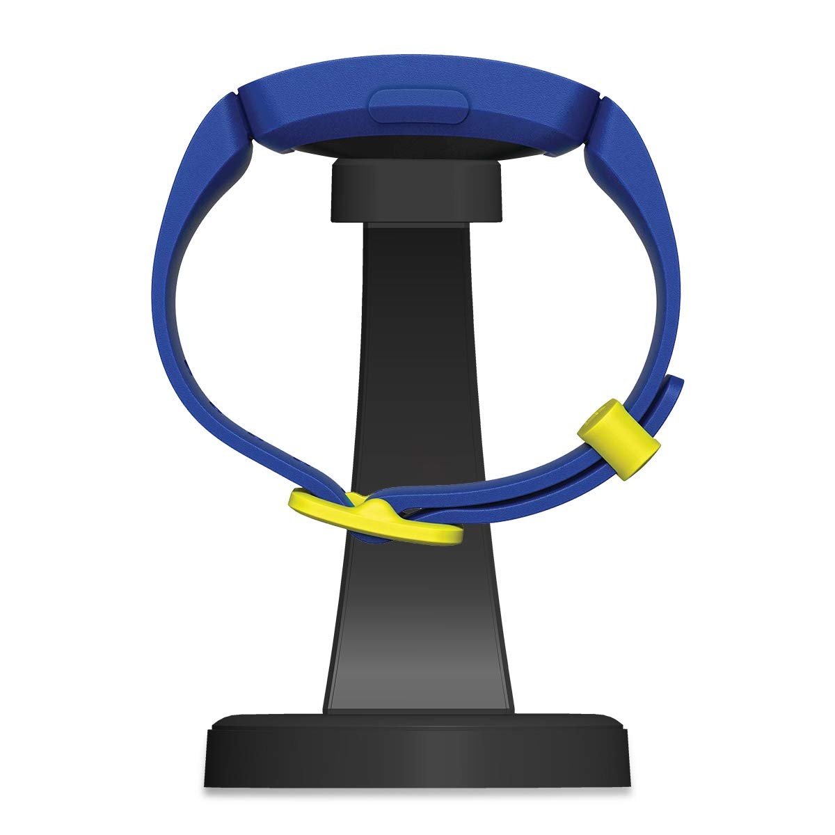 Aresh Compatible with Fitbit Ace 2 Charger, with 2.6 (ft) USB Cable Charger Stand Dock Station for Fitbit Ace 2 for Kids(Charge with Protect Case)