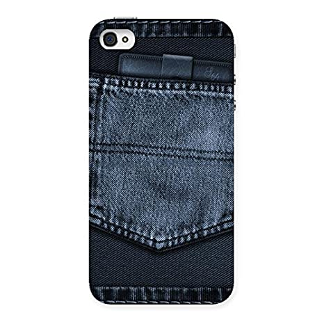 d670d6a3681c33 NEO WORLD Remarkable Navy Jeans Pocket Back Case Cover  Amazon.in   Electronics