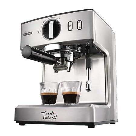 Cafeteras con un Solo botón, máquina de Cappuccino, máquinas ...