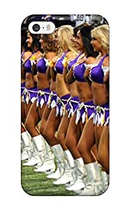 For SamSung Note 2 Case Cover Black Hard Silicone CaMinnesota Vikings Football
