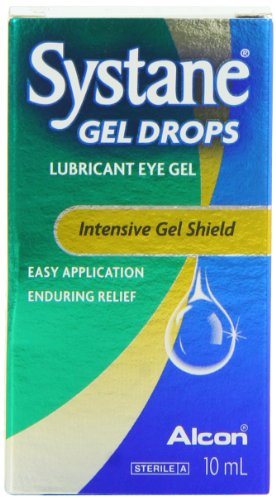 Systane gouttes Gel lubrifiant Eye Gel, Anytime protection, 10ml