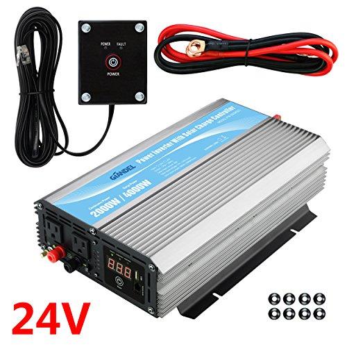 GIANDEL 2000W Power Inverter 24V DC to 120V AC