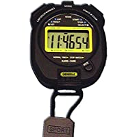 General Tools & Instruments SW269 Sport Timer, Stopwatch with Clock