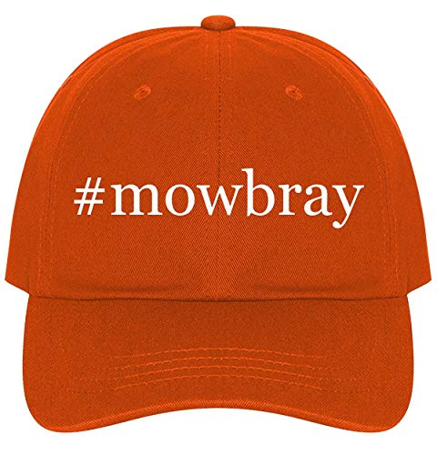 The Town Butler #mowbray - A Nice Comfortable Adjustable Hashtag Dad Hat Cap, - Wool Mowbray Hat