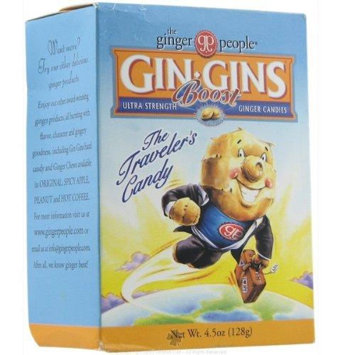 Ginger People Spr Strngth Ginger Caramel 12x 4.5OZ