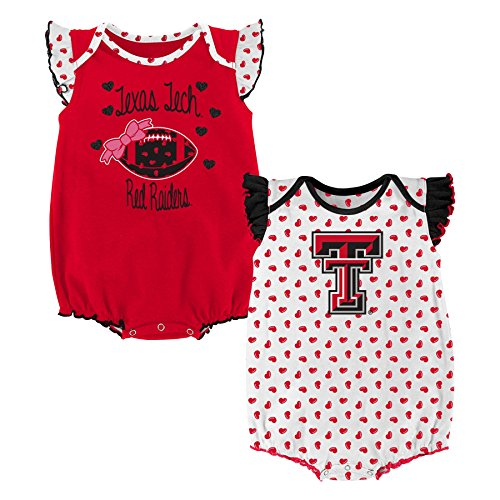 NCAA by Outerstuff NCAA Texas Tech Red Raiders Newborn & Infant