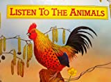 Listen to the Animals, Outlet Book Company Staff and Random House Value Publishing Staff, 0517696134