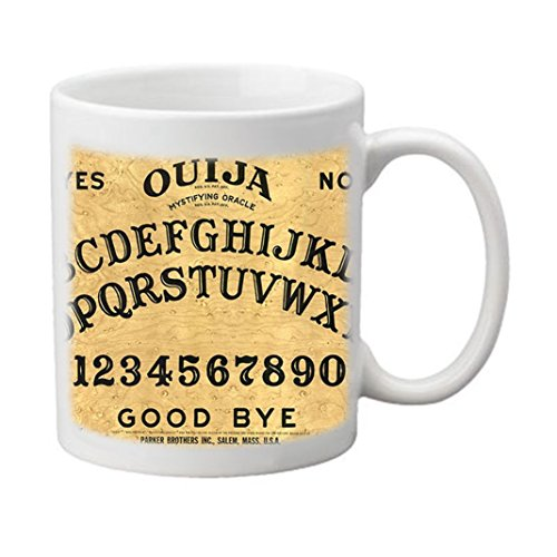 The Ouija board Custom Durable 11.5 oz Ceramic