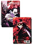 Great Eastern Entertainment Hellsing Integra, Walter, & Alucard Notebook by GE Animation