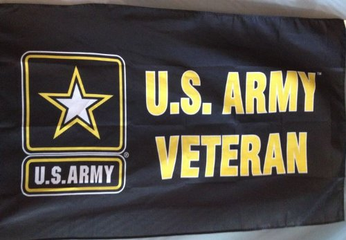 United States Veteran Yellow Polyester product image