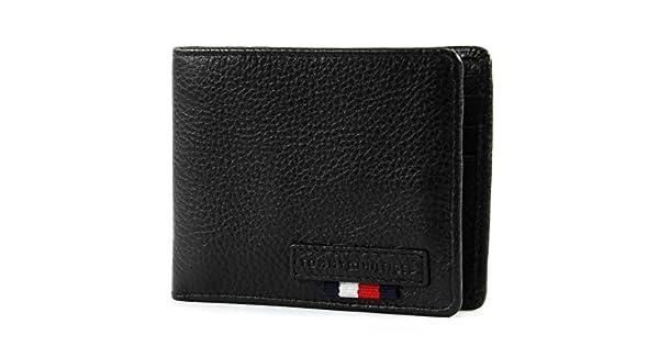 Amazon.com: tommy hilfiger Corporate billetera para hombre ...